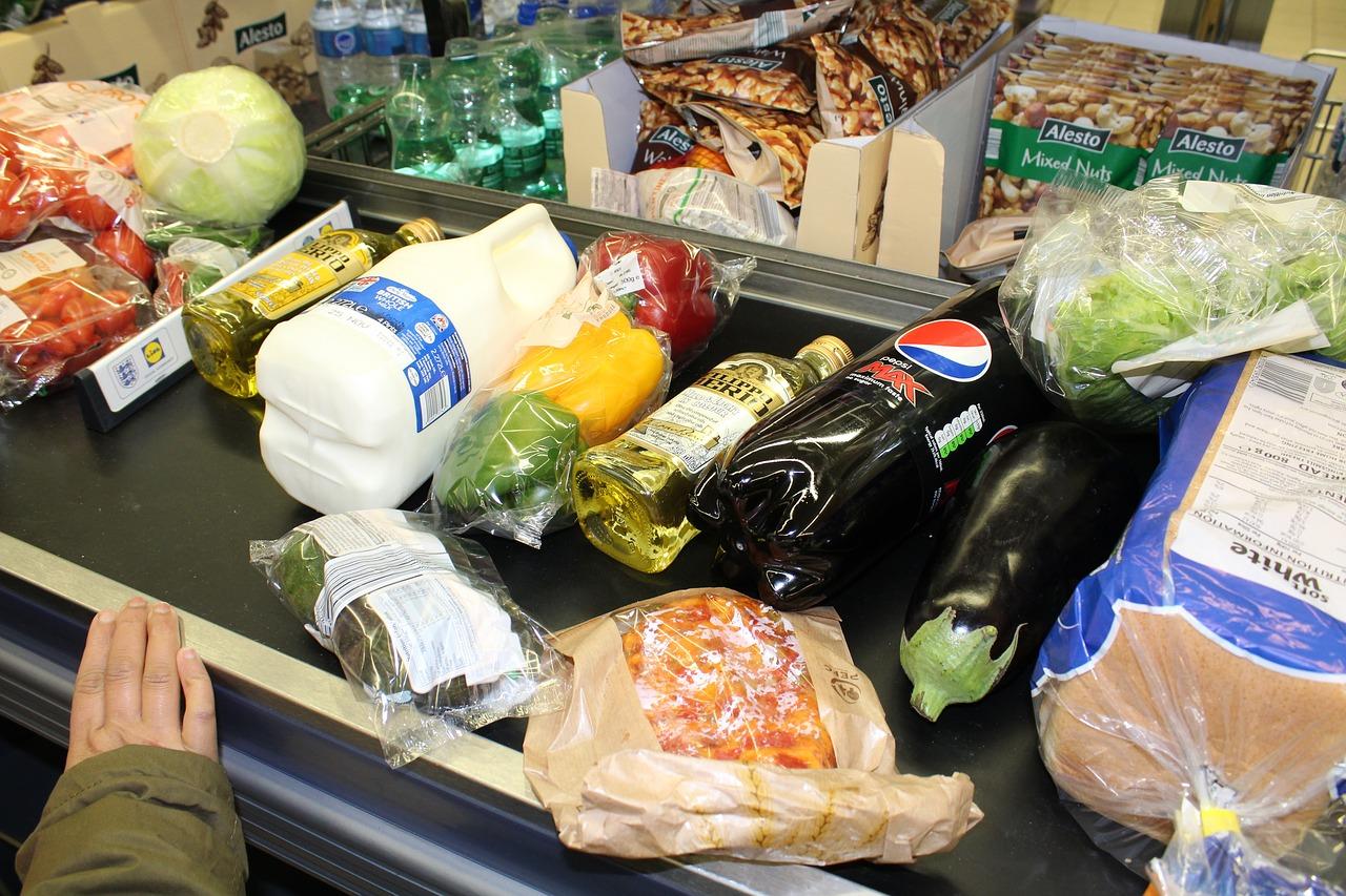 Ceny żywności drastycznie w górę. Sprawdź, co zdrożało - Zdjęcie główne
