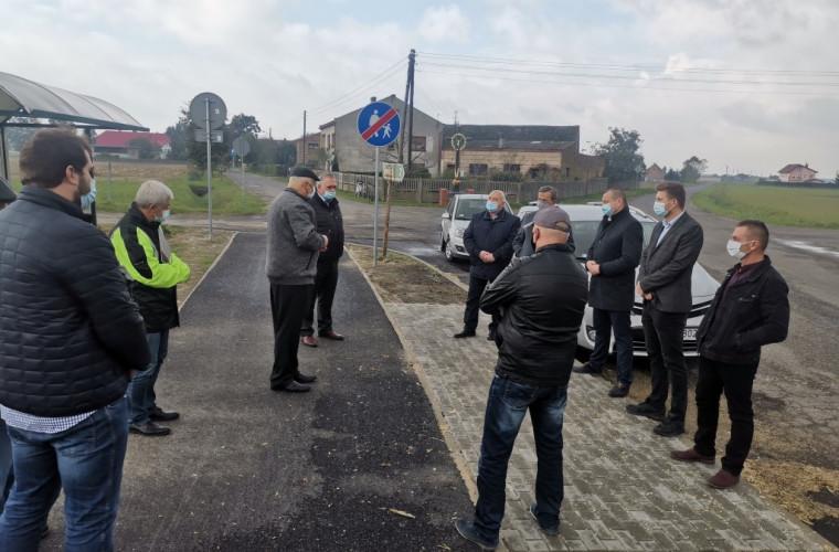 Smolice – Raszewy - Pasierby. Ścieżka pieszo – rowerowa już jest! - Zdjęcie główne