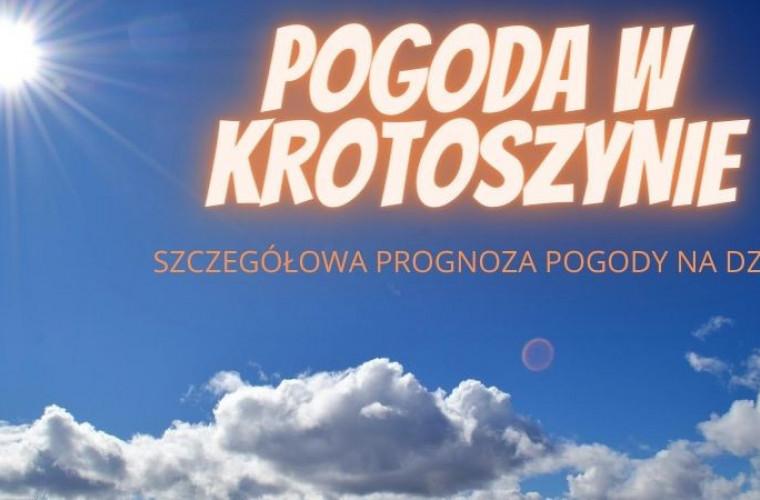 Pogoda w Krotoszynie - 12 listopada 2020 r. - Zdjęcie główne