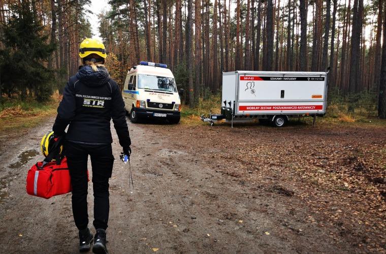 Grupa Poszukiwawczo – Ratownicza SiR zbiera na defibrylator AED. Każdy może pomóc! - Zdjęcie główne