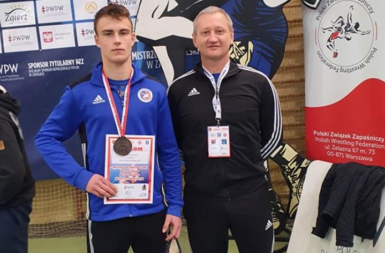 3 medale dla zawodników z Sulmierzyc na Mistrzostwach Polski Sumo - Zdjęcie główne