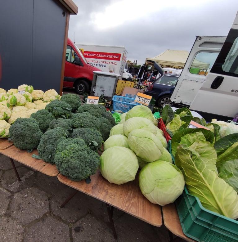 Ceny na targu w Krotoszynie - Zdjęcie główne