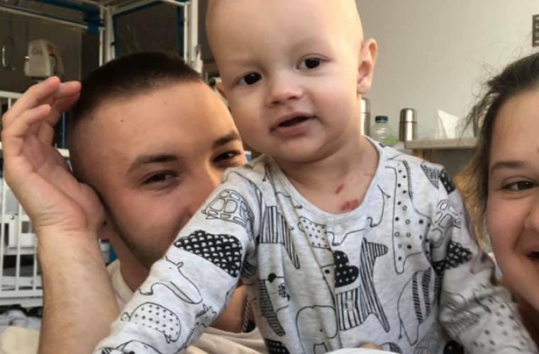Marcelek z Krotoszyna ma szansę na radioterapię. Jest nadzieja! - Zdjęcie główne