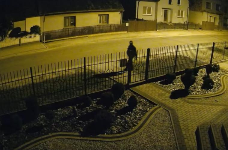 Chwaliszew. W nocy okradł warsztat. Pokrzywdzeni udostępniają nagranie [FILM] - Zdjęcie główne