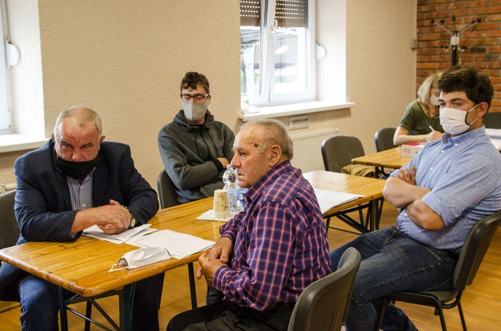 Koźmin Wlkp. Sołtysi wzięli udział w naradzie [ZDJĘCIA] - Zdjęcie główne