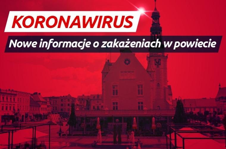 Koronawirus. Kolejne zakażenia w powiecie krotoszyńskim - Zdjęcie główne