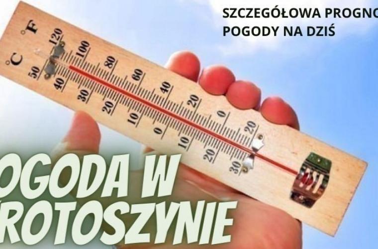 Krotoszyn pogoda. Poniedziałek, 21 września, będzie bezchmurnie - Zdjęcie główne