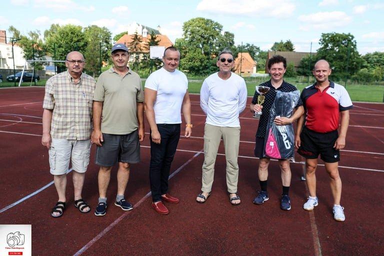 Kobylin. Mistrzostwa gminy w tenisie ziemnym [ZDJĘCIA] - Zdjęcie główne