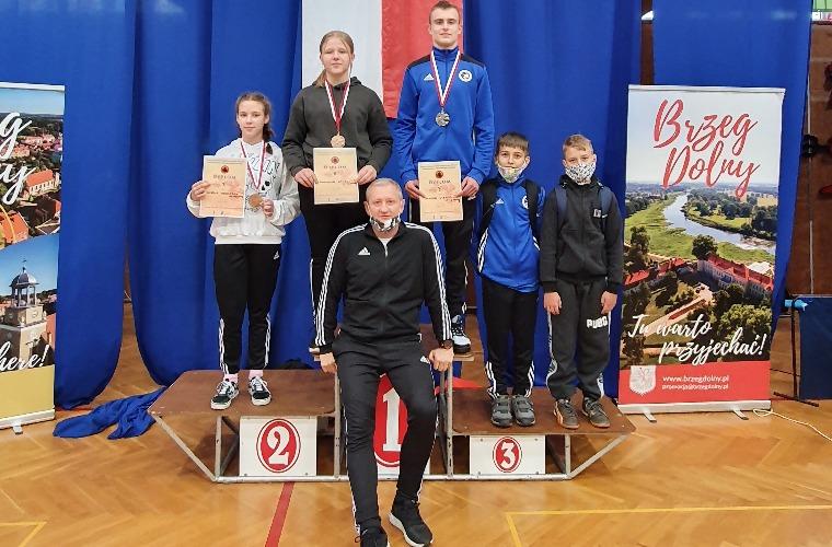 Sulmierzyce. Trzy medale na Mistrzostwach Polski w Sumo - Zdjęcie główne