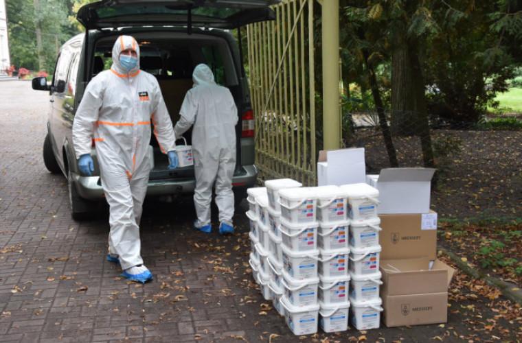 Koronawirus w DPS. Dyrektor ufa, że pracownicy przetrwają trudną sytuację - Zdjęcie główne