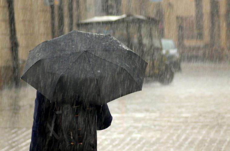 [OSTRZEŻENIE] Intensywne opady i silny wiatr w powiecie krotoszyńskim - Zdjęcie główne