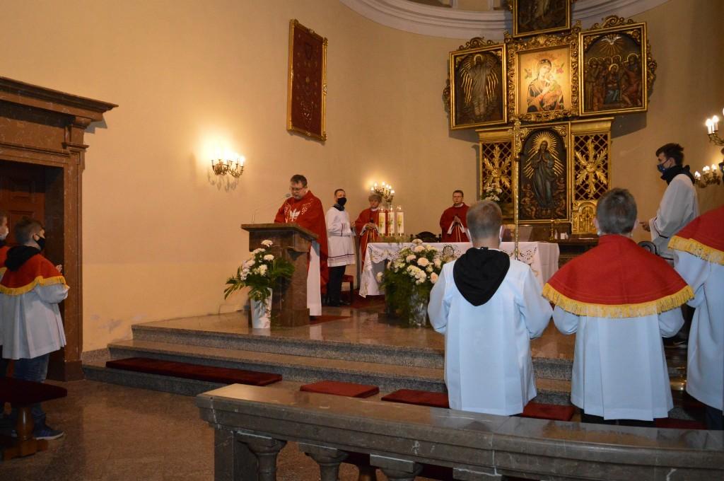 Sulmierzyce. Pożegnanie Sióstr Służebniczek - Zdjęcie główne