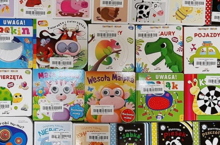Książki dla niemowląt – na co zwrócić uwagę? - Zdjęcie główne