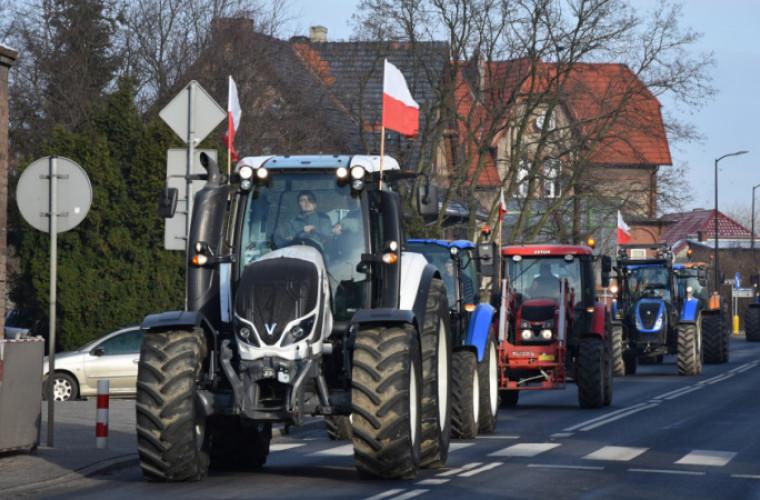 Powiat krotoszyński. Protest rolników. Dziś blokady dróg! - Zdjęcie główne