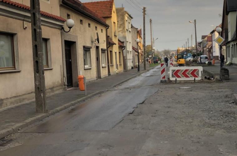 Zduny. Przez miesiąc ulica Mickiewicza będzie zamknięta - Zdjęcie główne