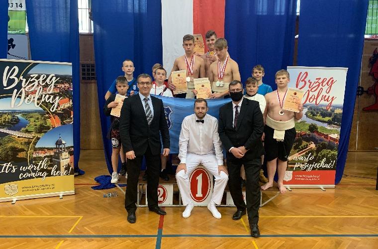 Krotoszyn. 5 medali młodzików z TAR Rozum - Zdjęcie główne