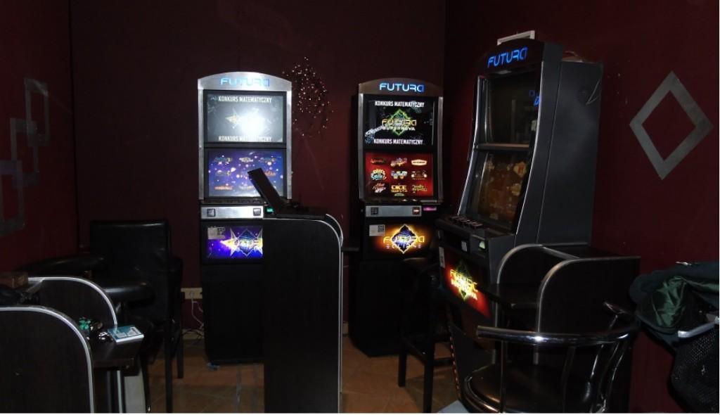 Nielegalne automaty do gier w Krotoszynie - Zdjęcie główne