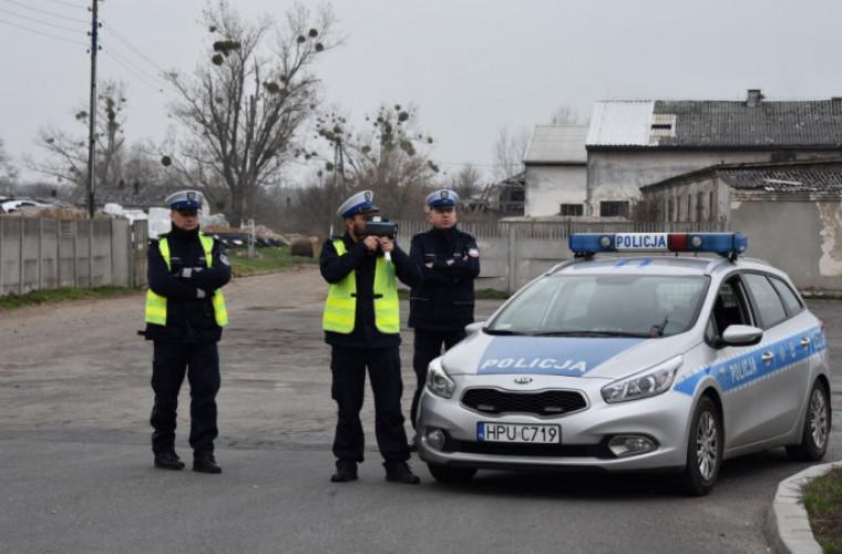 Krotoszyn. Policjanci łapią piratów drogowych [ZDJĘCIA I FILM] - Zdjęcie główne