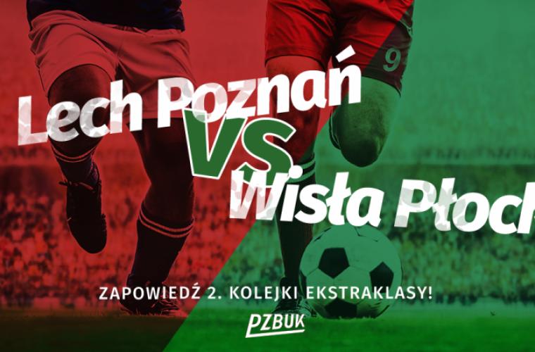 Lech Poznań vs Wisła Płock – zapowiedź 2. kolejki Ekstraklasy! - Zdjęcie główne