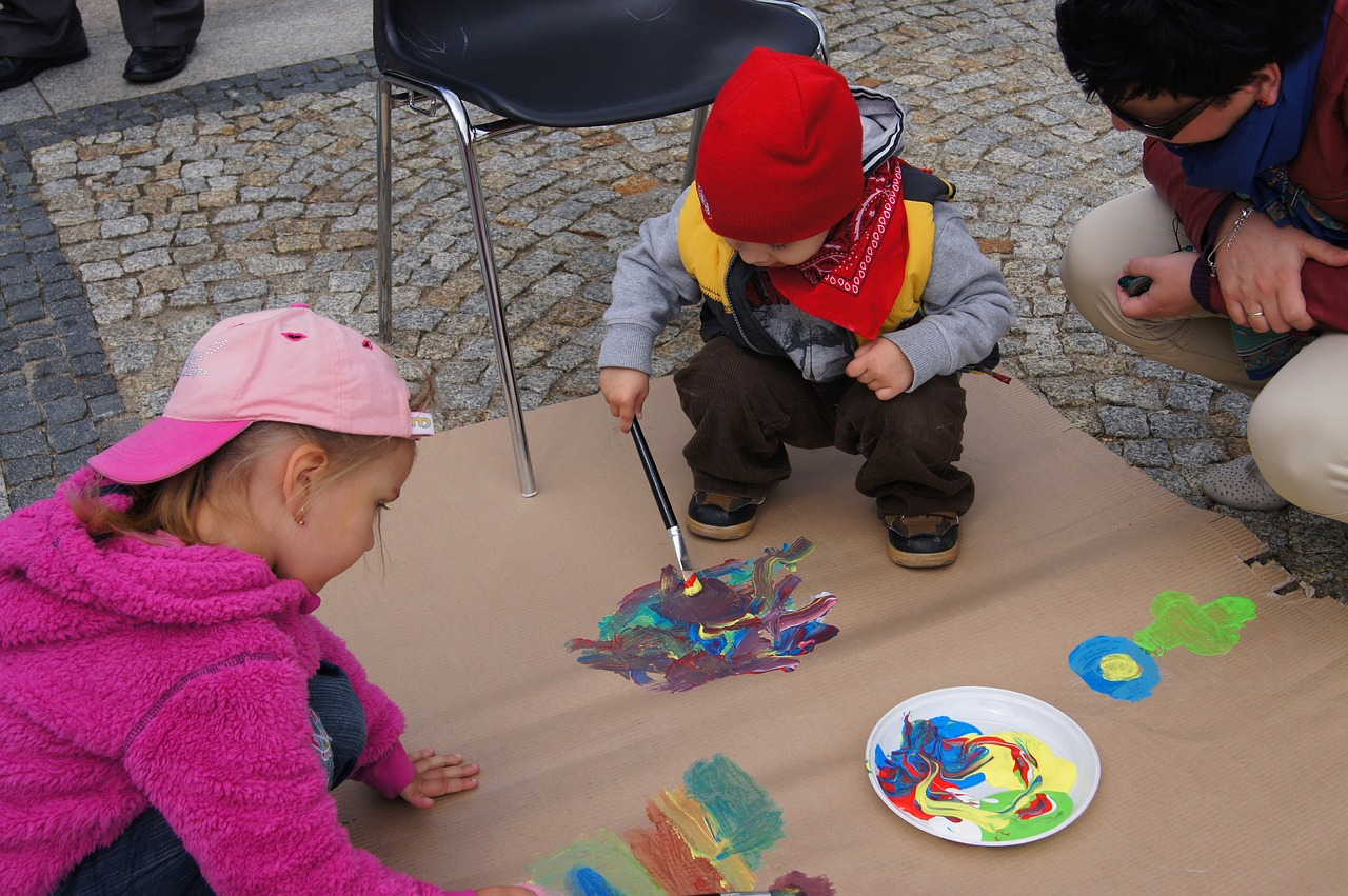 Krotoszyn. Wakacyjne zajęcia dla dzieci i seniorów - Zdjęcie główne