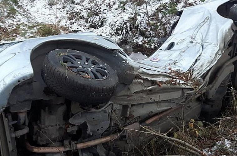 Mieszkanka powiatu krotoszyńskiego zginęła w wypadku [FOTO] - Zdjęcie główne