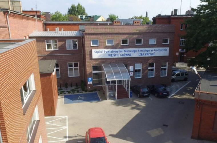 Krotoszyn. W szpitalu zmarł pacjent zakażony koronawirusem - Zdjęcie główne