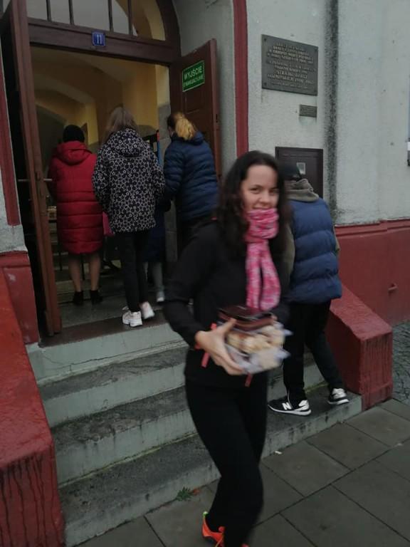 Koźmin Wlkp. Sprzedaż ciast dla Marcela z Krotoszyna - Zdjęcie główne
