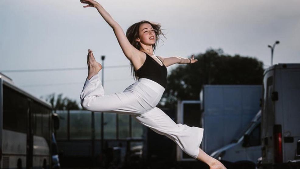 Michalina Lamprecht współczesna kobieta, która wytańczyła marzenia… - Zdjęcie główne