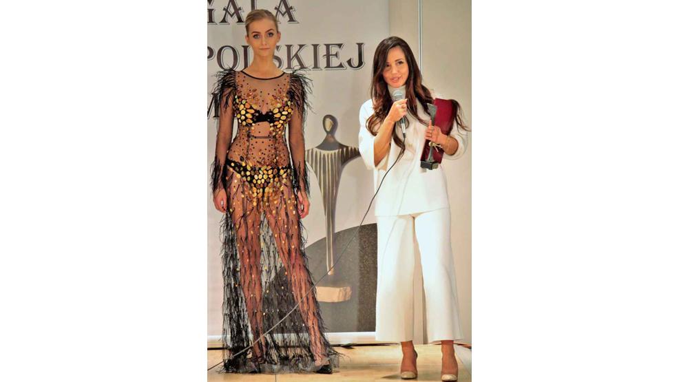 Diana Walkiewicz i bursztynowa suknia za 70 tys. Euro czyli…  - Zdjęcie główne