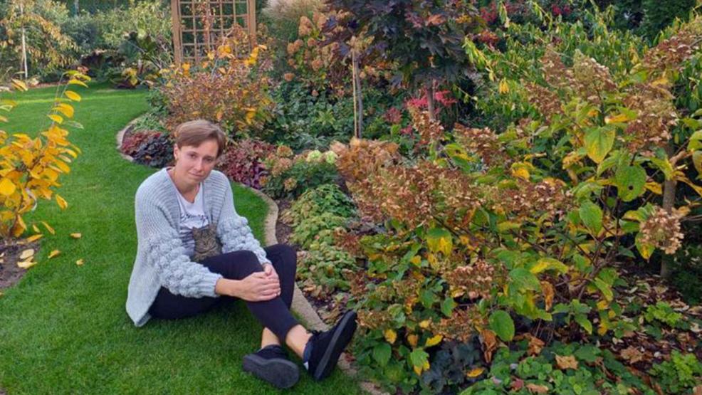 Jesienne prace w ogrodzie - Zdjęcie główne