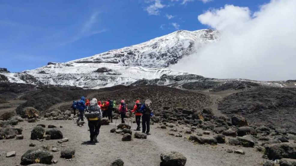 Jak wejść na Kilimandżaro  - Zdjęcie główne