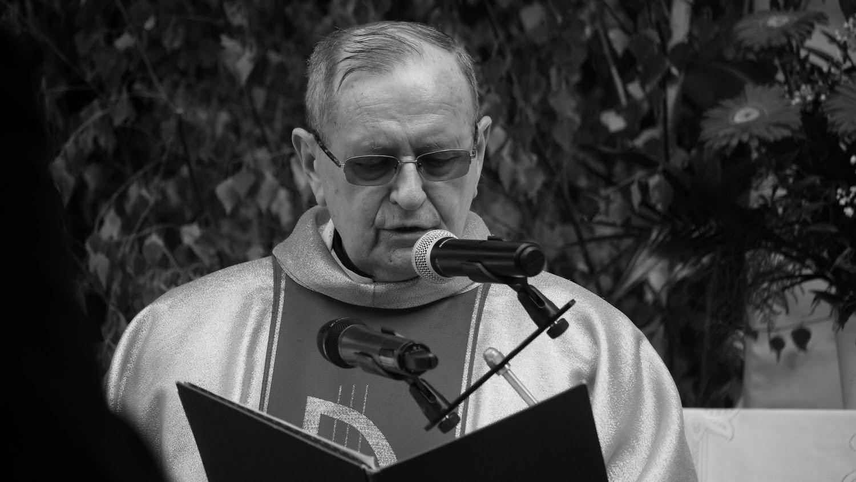 Zmarł ksiądz Bernard Twardowski. - Zdjęcie główne