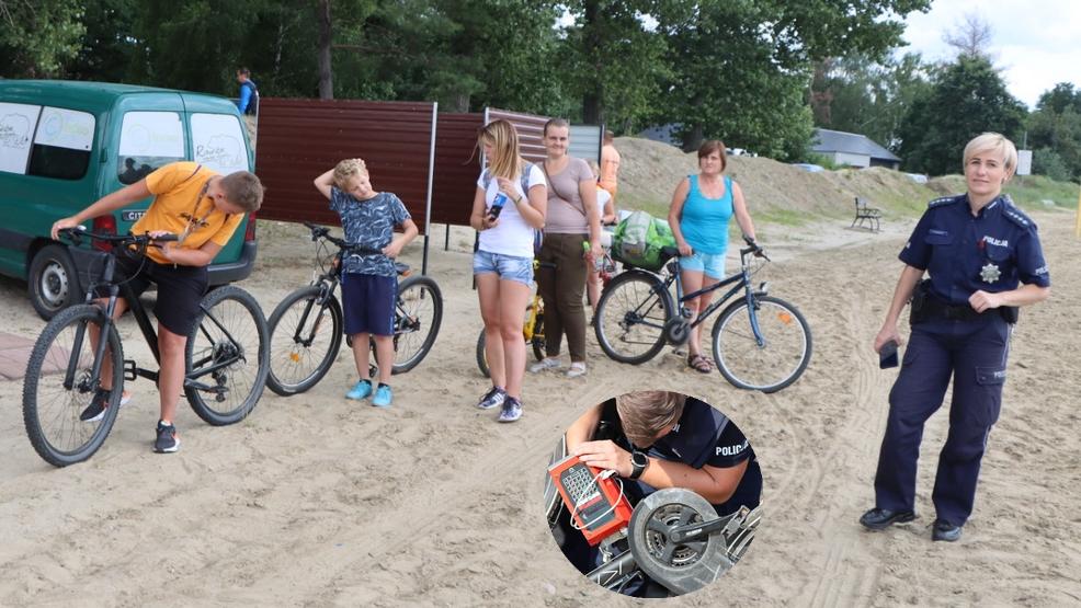 Chcesz oznakować rower? Możesz wygrać nagrodę - Zdjęcie główne