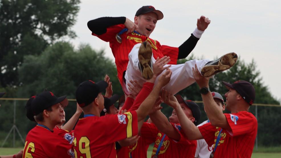 """Miejska Górka. Demony wygrały w Bałtyckiej Lidze Baseballu. """"Osiągnęliśmy cel"""" [ZDJĘCIA] - Zdjęcie główne"""