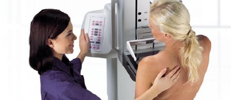 Bezpłatna mammografia dla kobiet w wieku 50 lat - Zdjęcie główne
