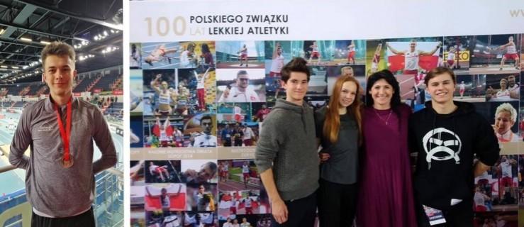 Joanna Mosiek mistrzynią Polski. Eryk Świergocki trzeci w kraju - Zdjęcie główne