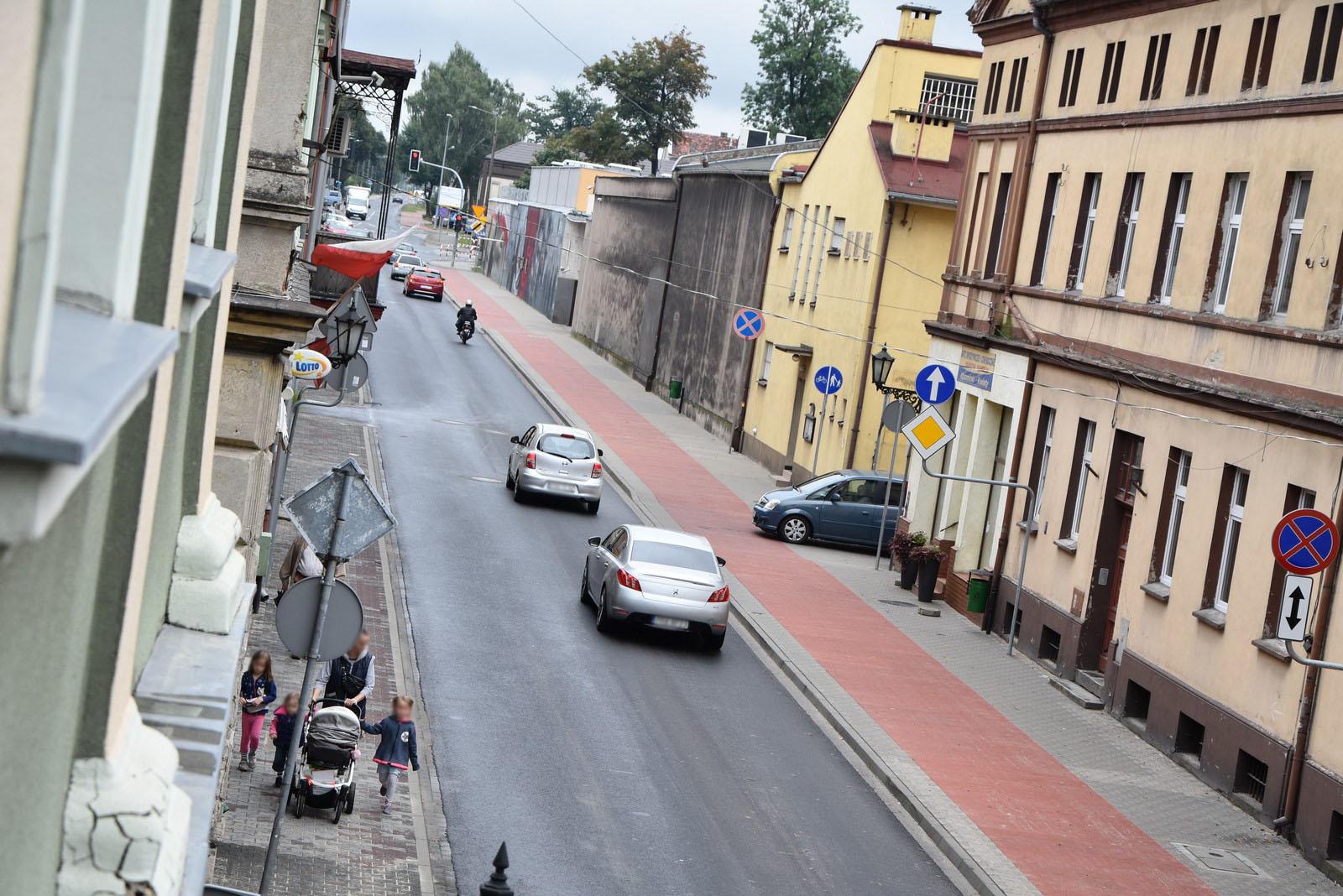 Rawicz. Ulica 17 stycznia znów przejezdna - Zdjęcie główne