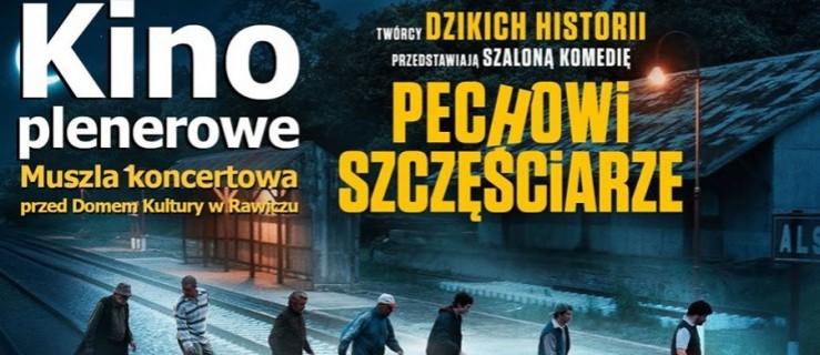 W najbliższy weekend - kino plenerowe w Rawiczu - Zdjęcie główne