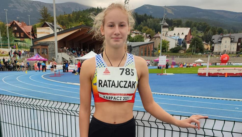 Zofia Ratajczak dziesiątą zawodniczką w Polsce - Zdjęcie główne