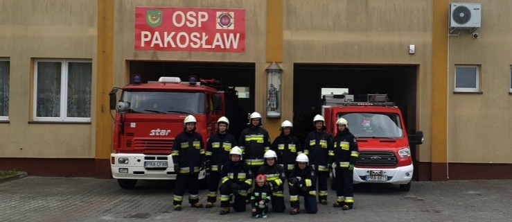 Ochotnicy z Pakosławia wyszli z inicjatywą. Zobacz, jaką [WIDEO] - Zdjęcie główne