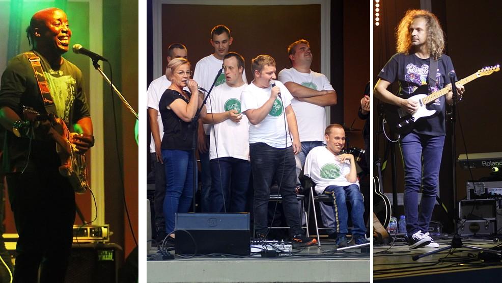 """Piąta edycja koncertów charytatywnych """"Fabian gra dla...""""  - Zdjęcie główne"""