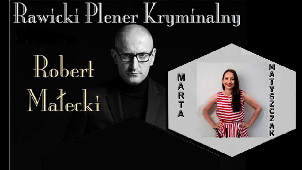 Spotkanie z autorem książek sensacyjnych Robertem Małeckim  - Zdjęcie główne