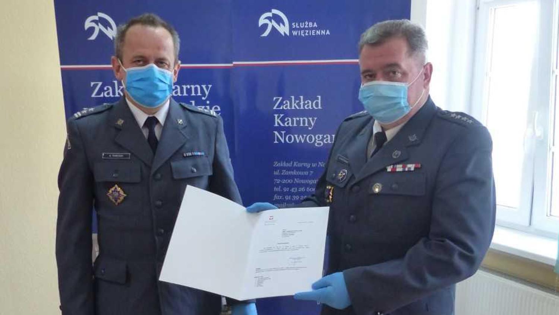 Rawicki wicedyrektor awansował na dyrektora w Nowogardzie - Zdjęcie główne