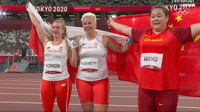 Anita Włodarczyk mistrzynią olimpijską - Zdjęcie główne