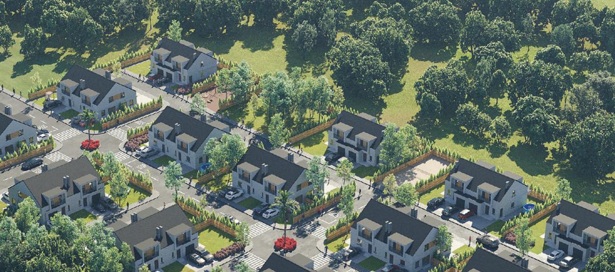 Bardzo duże zainteresowanie nowym osiedlem przy ul. Kadeckiej  - Zdjęcie główne