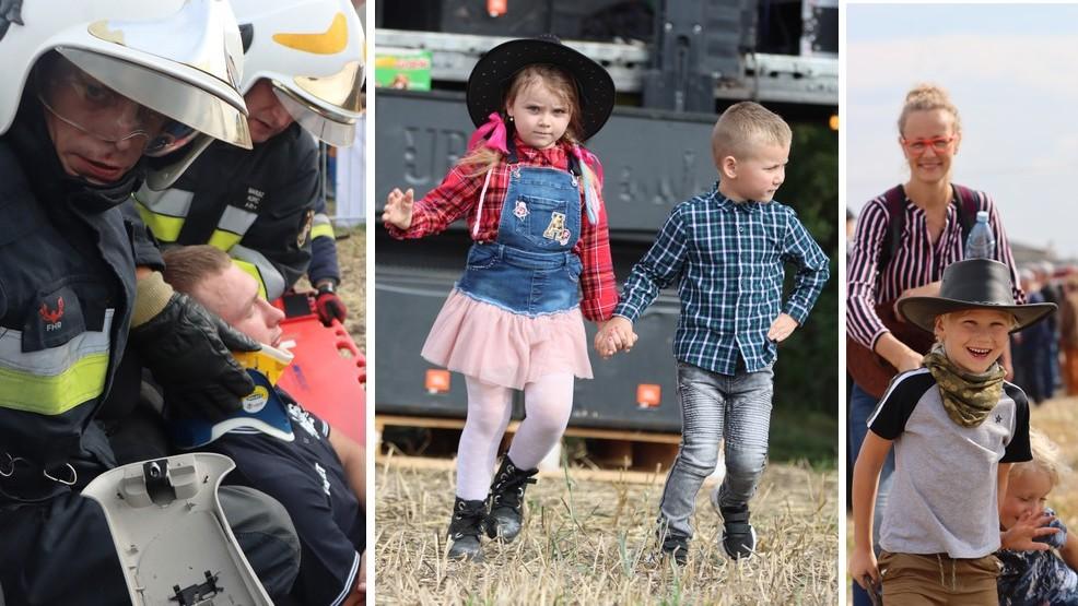 Zabawy dla dzieci, występy przedszkolaków i pokaz strażaków. Udana impreza w Niemarzynie [ZDJĘCIA] - Zdjęcie główne