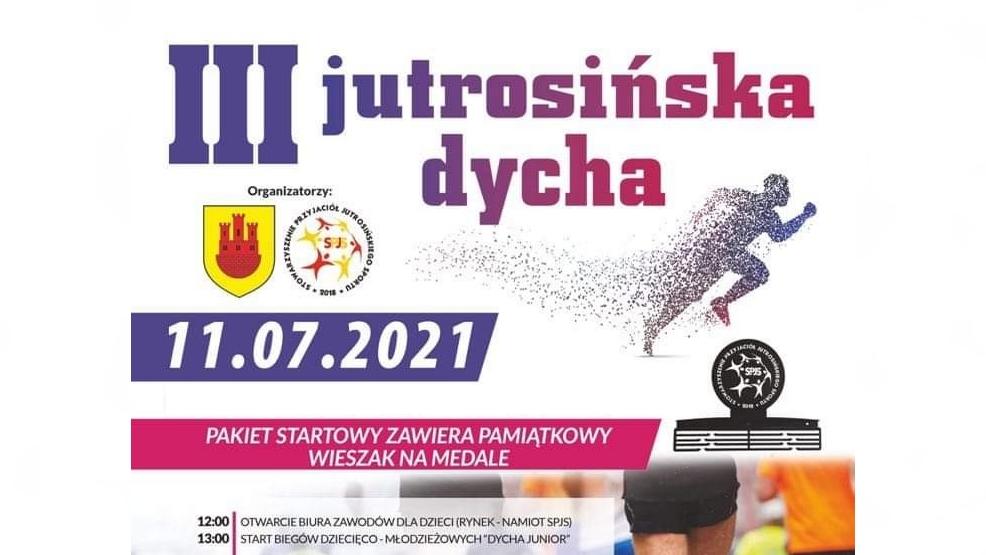 III Jutrosińska Dycha. Zmiana organizacji ruchu w Jutrosinie i okolicy - Zdjęcie główne