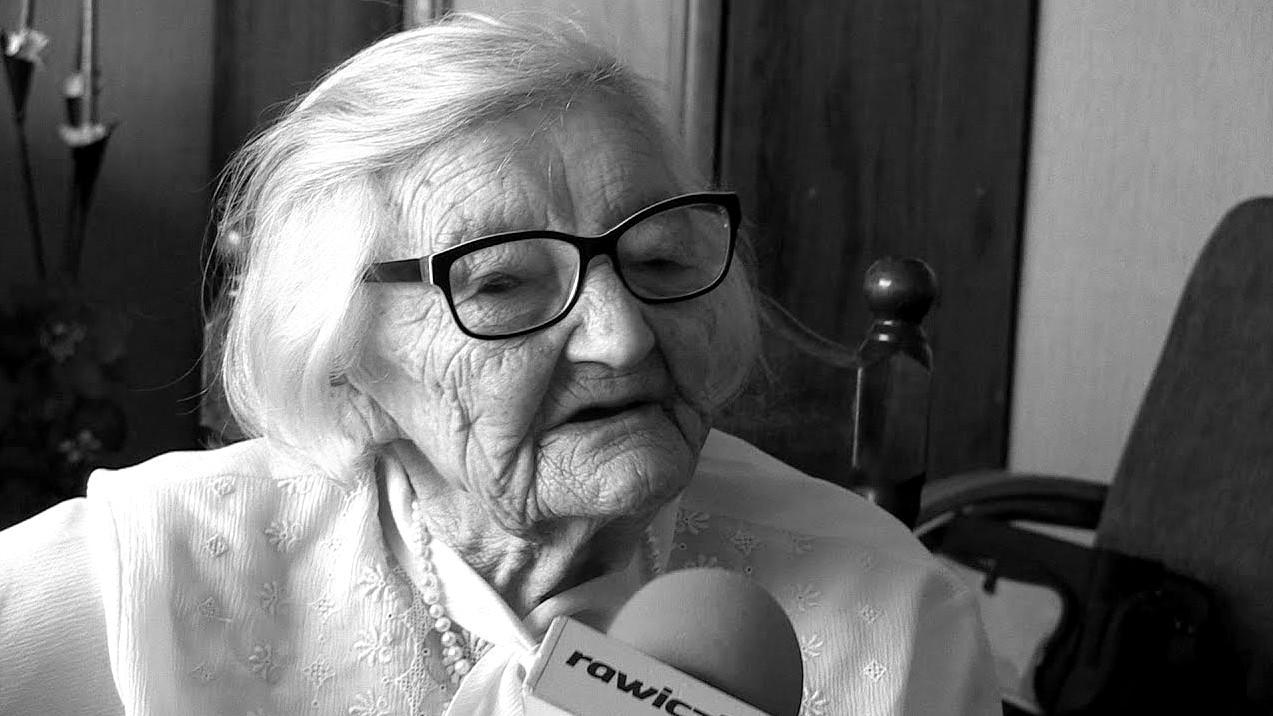 Zofia Wyrwa ze Śląskowa mówiła: Mam 100 lat i dobrą pracę - Zdjęcie główne