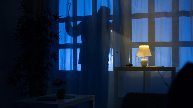 Usłyszała hałas. Sprawdziła co dzieje się za oknem - Zdjęcie główne