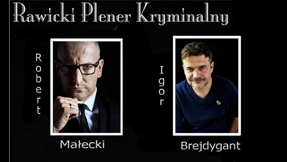 Gościem Rawickiej Biblioteki Publicznej będzie Igor Brejdygant - Zdjęcie główne